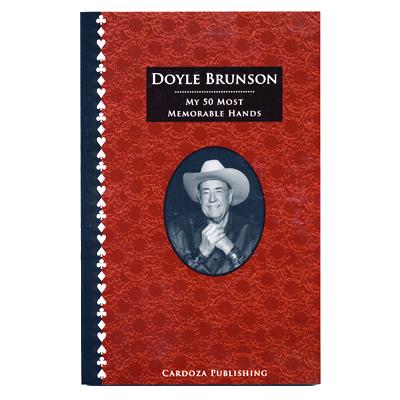50 kättä: Doyle Brunson