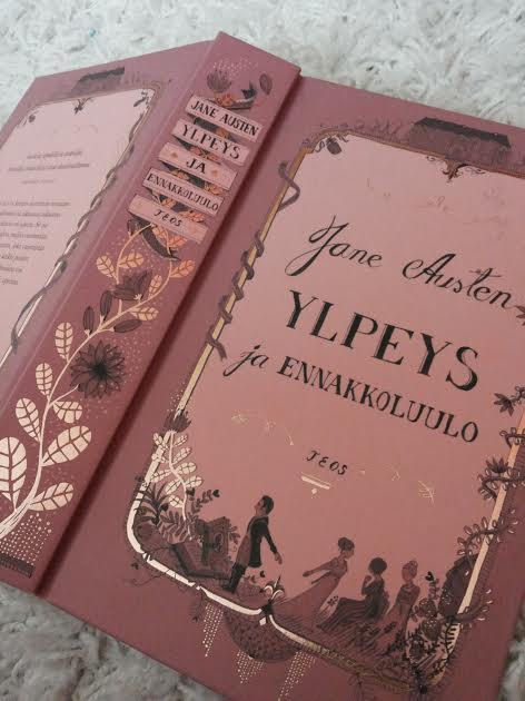 Jane Austen: Ylpeys ja ennakkoluulo 1813